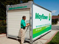 Mayflower Containers Vs Pods Metcalf Moving Amp Storage