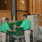 Metcalf Movers in Warehouse